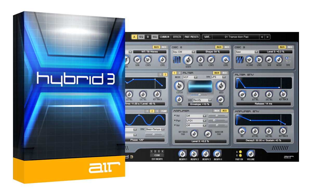 Air Music Technology German Engineered Virtual Instruments Software And Effects