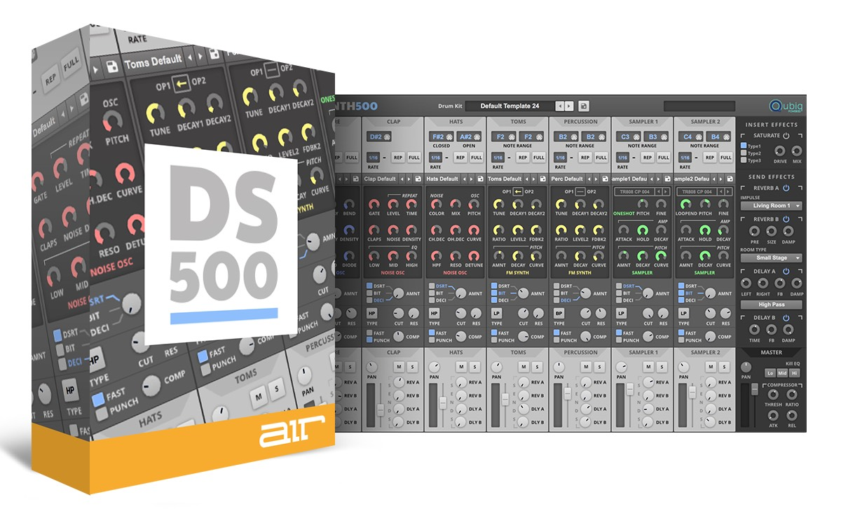 Drum Synth 500